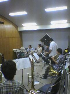 (練習)静岡フィル金管アンサンブル「トイブラス」