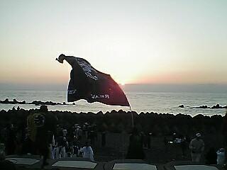 2007年 初日の出