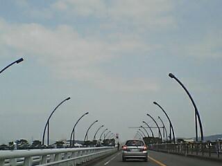 もうすぐ開通?静岡大橋