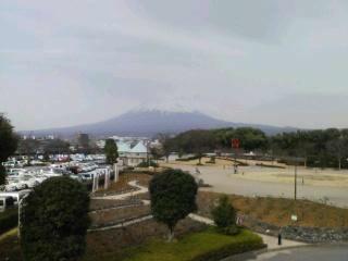 富士までドライブ♪