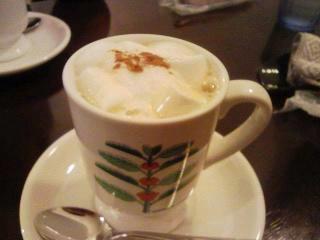 元町珈琲のマシュマロコーヒー♪