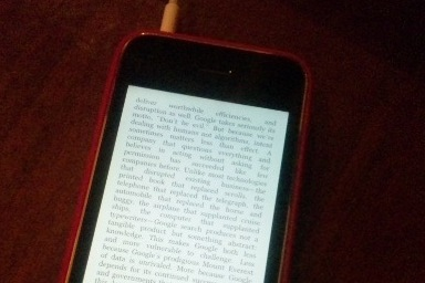 Kindle_iphone