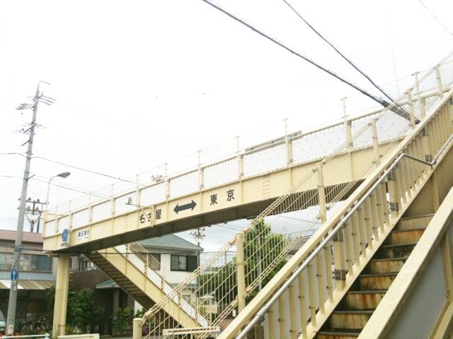 すごい歩道橋!?